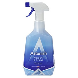 Astonish Glass Window Cleaner-750ml