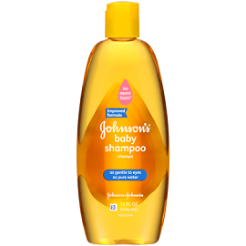 Johnson's Baby Shampoo 700ml