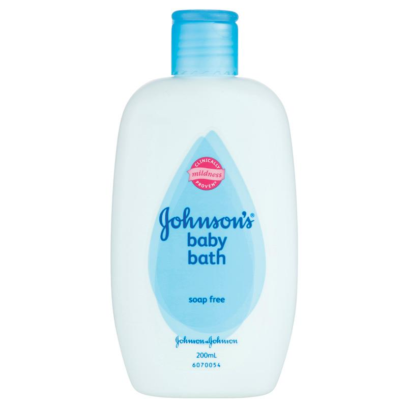 Johnson\'s Baby Bath 500ml - Affordable_Gh