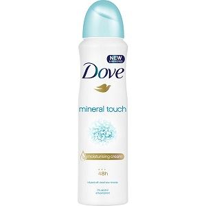 Dove Deo Spray Mineral Touch-150ml