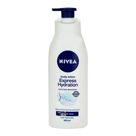 Nivea Lotion 400ml-Express Hydration