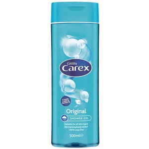 Cussons Carex Shower Gel 500ml-Moisture Plus
