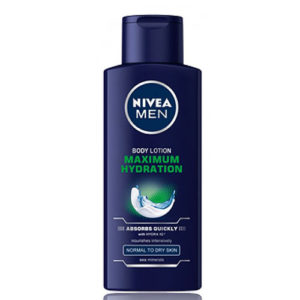 Nivea Lotion for Men 250ml - Max Hydration