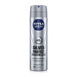 Nivea Deo Spray Men 150ml - Silver Protect