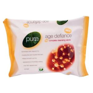Pure Facial Wipes - Deep Cleansing