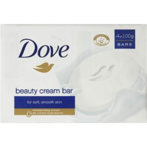 Dove Bar Soap 2pk- Original