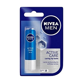 Nivea Lip Balm 55ml- Active Care