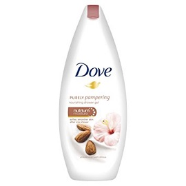 Dove Bath 750ml- Pure Pampering Almond