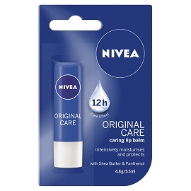 Nivea Lip Balm 55ml- Original Care