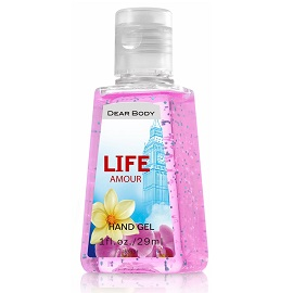 Dear Body Hand Gel 29ml - Life Amour