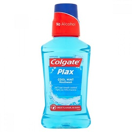 Colgate Mouthwash Plax 250ml -  Cool Mint