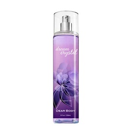 Dear Body Fine Fragrance Mist 236ml-Dream Crystal