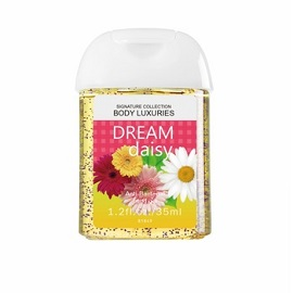 Body Luxuries Hand gel 29ml- Dream Daisy