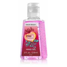 Dear Body Hand Gel 29ml -Pink Velvet