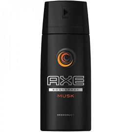 Axe Deo Spray 150ml - Musk