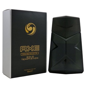 Axe Perfume 100ml - Gold Temptation
