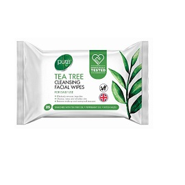 Pure Facial Wipes - Deep Cleansing 25's