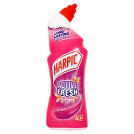 Harpic Liquid 750ml - Pink Blossom