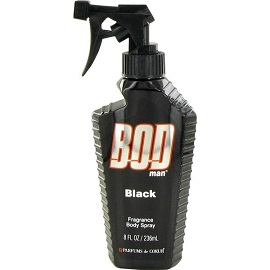 BOD Man Body Splash 236ml - Black