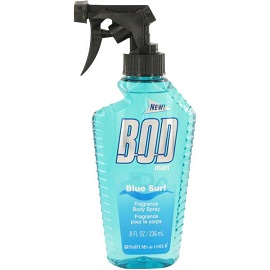BOD Man Body Splash 236ml - Blue Surf