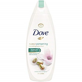 Dove Bath Gel 500ml - Pistachio Cream & Magnolia