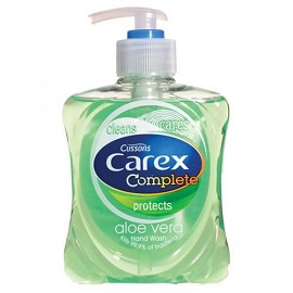 Carex Hand Wash 250ml - Aloe Vera