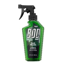BOD Man Body Splash 236ml - Dark Woods