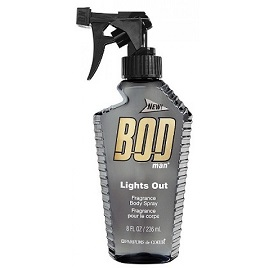 BOD Man Body Splash 236ml - Light Out