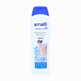 Amalfi Shower Gel 750ml - Dermo