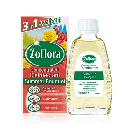 Zoflora Disinfectant 56ml - Summer Bouquet
