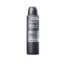 Dove Deo Men 250ml - Silver Control