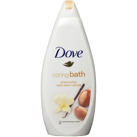 Dove Bath Gel 750ml - Shea Butter & Warm Jasmine