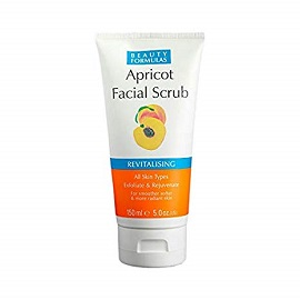 Beauty Formulas Scrub 150ml - Apricot