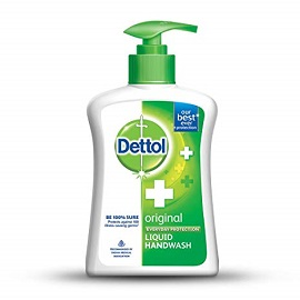 Dettol Hand Wash 200ml - Original