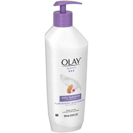 Olay Quench Daily Hydration 350ml - Almond Milk