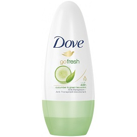 Dove Roll On Women 50ml - Cucumber