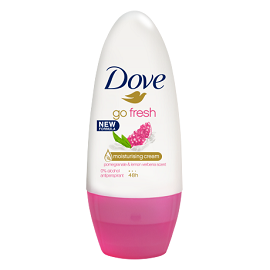 Dove Roll On Women 50ml - Pomegranite
