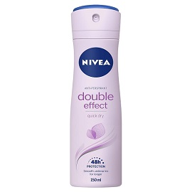 Nivea Deo Spray Women 200ml - Double Effect