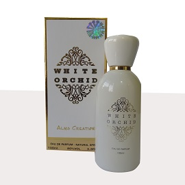 White Orchid Ladies Perfume - 100ml