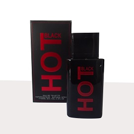 Hot Black Perfume - 100ml