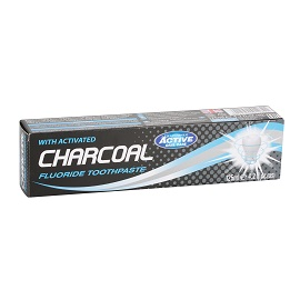 Beauty Formulas Active Toothpaste Charcoal