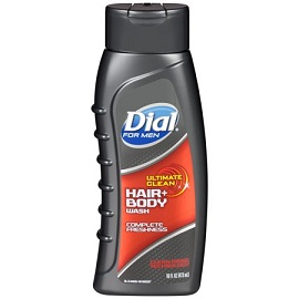 Dial Shower Gel For Men 473ml - Advanced Hydration