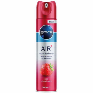 Grace Air Freshener - Ripe Strawberry -300ml