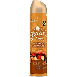 Glade Air Freshener 300ML - Nut Delight