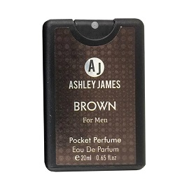 Ashley James For Men 20ml - Brown