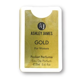 Ashley James For Women 20ml - Gold