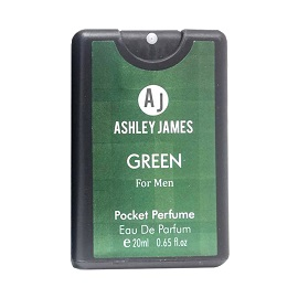 Ashley James Perfume For Men - Green