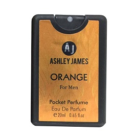 Ashley James For Men 20ml - Orange
