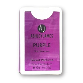 Ashley James For Women 20ml - Purple