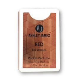 Ashley James Perfume For Women - Red
